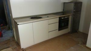 Virtuvės baldų įrengimas