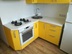 Mažos virtuvės baldai Panevėžys