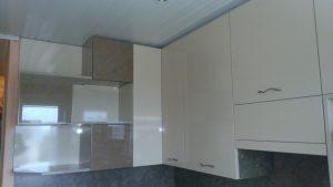 Sekcijos ir spintelės virtuvei