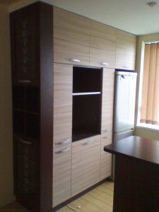 Montuojami virtuvės baldai kaina
