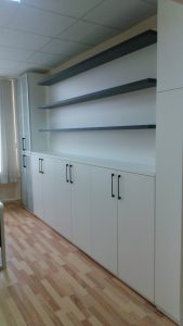 Modernūs ofiso baldai