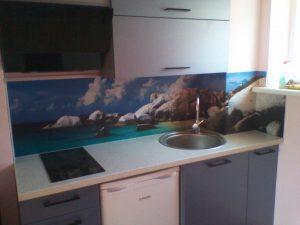 Virtuvės stiklai