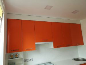 Virtuvės spintos