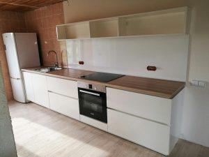 Virtuvės baldų įrengimo paslaugos