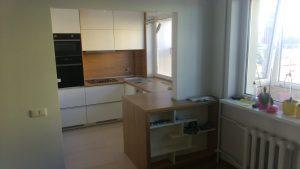 Parduodami virtuvės baldai kaina