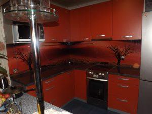 Parduodami virtuvės baldai