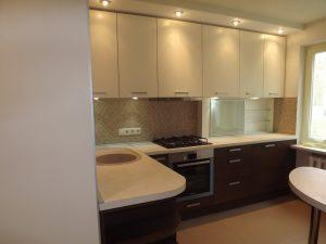 Modernūs virtuvės baldai internetu