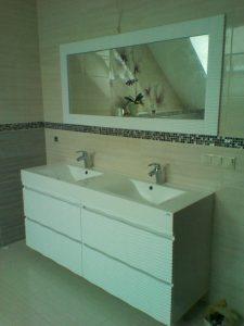 Vonios baldai pagal užsakymą