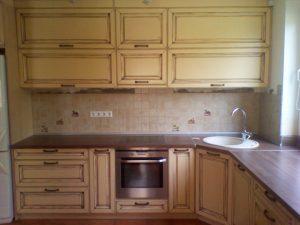 Virtuvės baldai gamyba