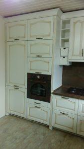Virtuvės baldai Panevėžyje